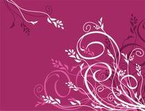 Fond floral de vecteur Image libre de droits
