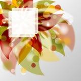Fond floral, eps10 illustration stock