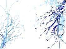 Fond floral grunge illustration libre de droits
