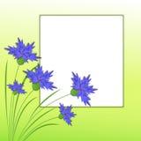 Fond floral - illustration,  Images stock
