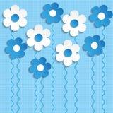 Fond floral - illustration,  Photos stock