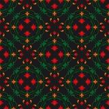 Fond floral Illustration décorative de vecteur Élément élégant pour le calibre de conception Décor de dentelle pour la carte de v Image libre de droits