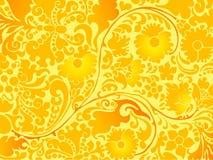 Fond floral lumineux Photo libre de droits