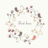 Fond floral mignon Images stock