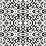 Fond floral sans couture abstrait Images stock