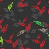 Fond floral sans couture de modèle - illustration Photo libre de droits