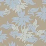 Fond floral sans couture de modèle - illustration Photographie stock libre de droits