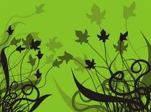 Fond floral, vecteur illustration de vecteur