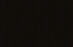 Fond foncé abstrait d'hiver avec des flocons de neige, modèle sans couture géométrique sur le noir, bleu rouge marron jaune-orang Photographie stock libre de droits