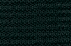 Fond foncé abstrait d'hiver avec des flocons de neige, modèle sans couture géométrique sur le noir, bleu rouge marron jaune-orang Photographie stock