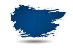 Fond foncé bleu Photo libre de droits