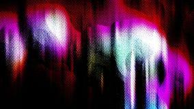 Fond foncé d'abstraction coloré par volume illustration stock