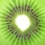 Fond frais de kiwi Images libres de droits