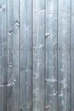 Fond. Frontière de sécurité en bois bleue. Photos libres de droits
