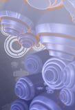 Fond futuriste Image stock