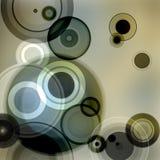 Fond futuriste abstrait Images libres de droits