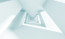 Fond futuriste d'architecture Photographie stock