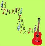 Fond génial de musique Photo libre de droits