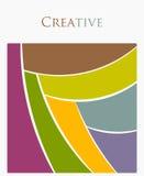 Fond géométrique illustration stock