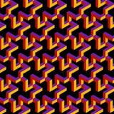 Fond géométrique Image libre de droits