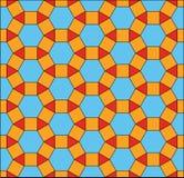 Fond géométrique abstrait Photo stock