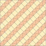 Fond géométrique abstrait Photos stock