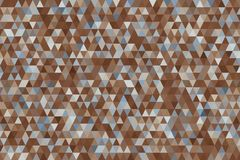 Fond géométrique abstrait avec la forme du modèle de bande de triangle Illustration, dessin, art et papier peint illustration de vecteur