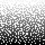 Fond géométrique abstrait avec les places noires Modèle moderne pour votre conception ou Web Images stock
