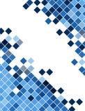 Fond géométrique abstrait de cubes pour votre conception photo stock