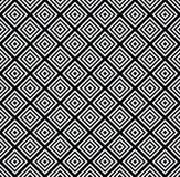 Fond géométrique abstrait de modèle de losange Vecteur sans joint Images stock