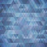 Fond géométrique abstrait II Image stock