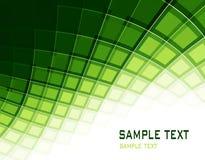 Fond géométrique abstrait pour des brochures Photos libres de droits