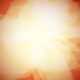 Fond géométrique abstrait pour la conception Images libres de droits
