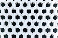 Fond géométrique abstrait, structure intéressante d'un mur décoratif photo libre de droits