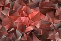 Fond géométrique abstrait Texture Image stock