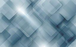 Fond géométrique carré abstrait Illustration de Vecteur
