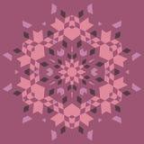 Fond géométrique circulaire Images libres de droits