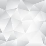 Fond géométrique de blanc d'abrégé sur textures Photo libre de droits