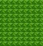 Fond géométrique de modèle de verdure du ressort 2107 Image libre de droits