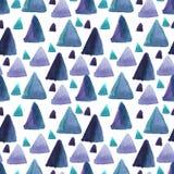 Fond géométrique de mosaïque Images libres de droits