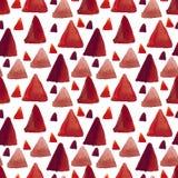 Fond géométrique de mosaïque Photos libres de droits