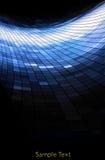 Fond géométrique de technologie. Fond créateur. illustration stock