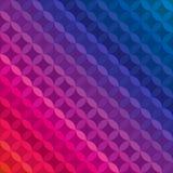 Fond géométrique de vecteur Images libres de droits
