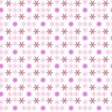 Fond géométrique pâle sans couture, modèle de répétition Image stock