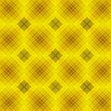 Fond géométrique sans couture avec le trellis complexe Images stock