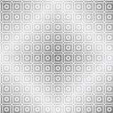 Fond géométrique subtil avec des places et des soleils illustration de vecteur