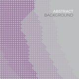 Fond géométrique tramé d'Absract Illustration de vecteur Images stock