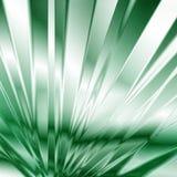 Fond géométrique vert Photographie stock