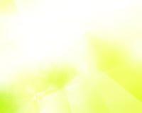 Fond géométrique vert Images libres de droits