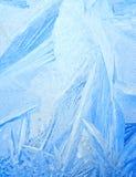 Fond gelé Photographie stock libre de droits
